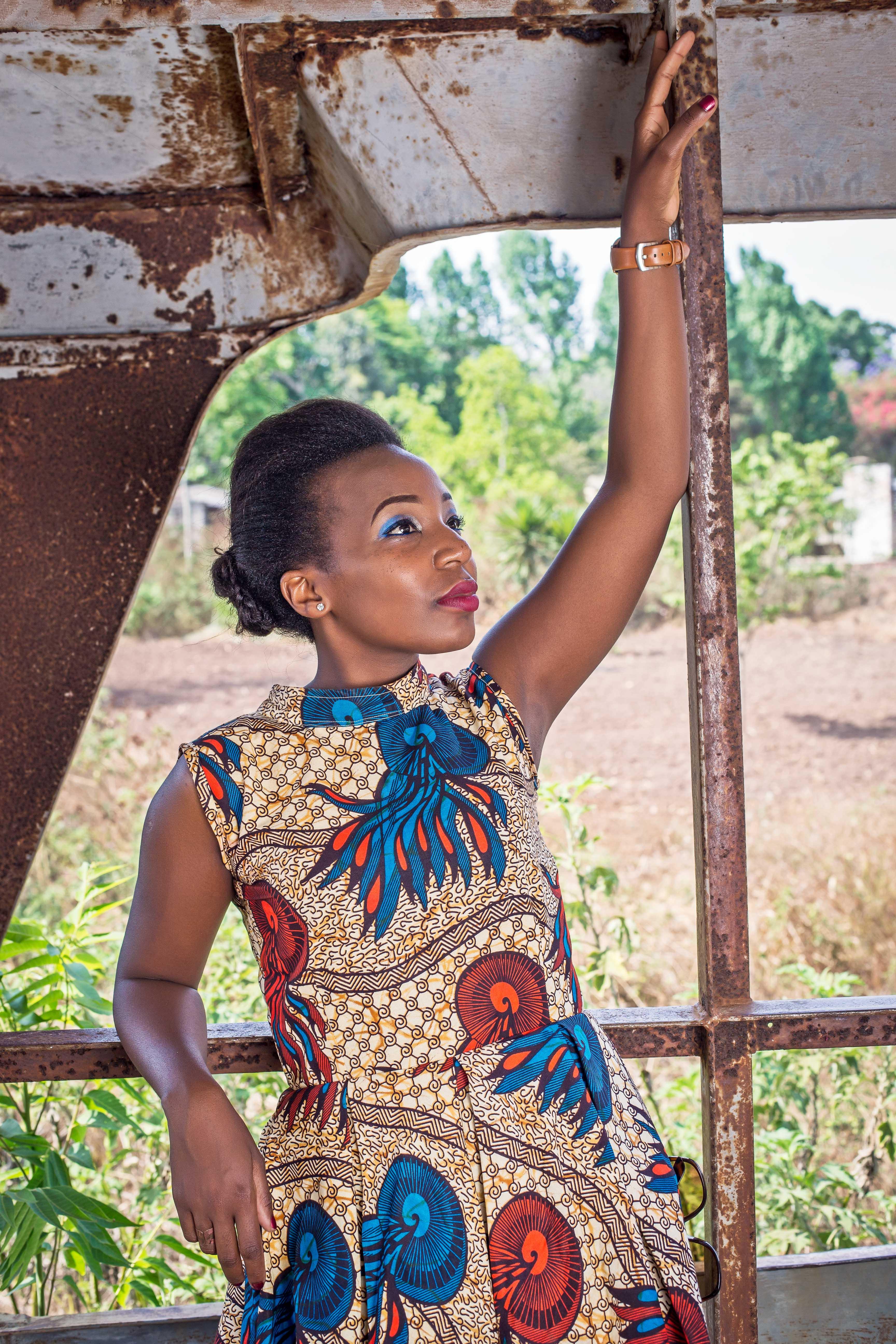 AfroModern Photoshoot Thyolo