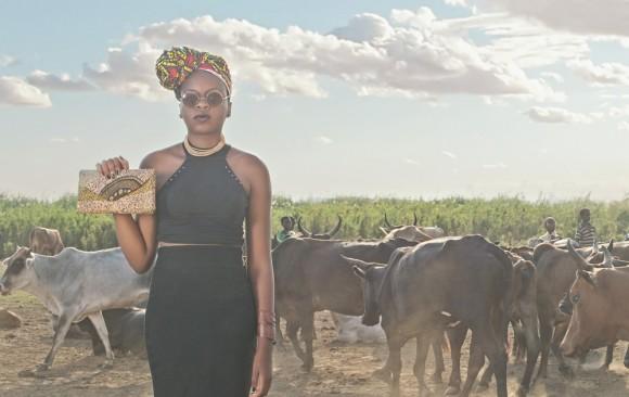 AfroModern Photoshoot - Chikwawa