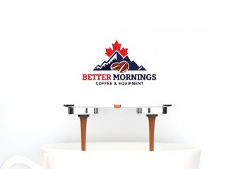 Better Mornings Coffee Corporate Identity Design