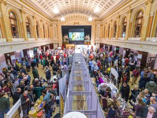 Cork & Kerry Indoor FOOD MARKET - Second Day