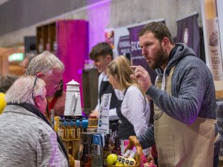 Cork & Kerry Indoor FOOD MARKET - Open Day